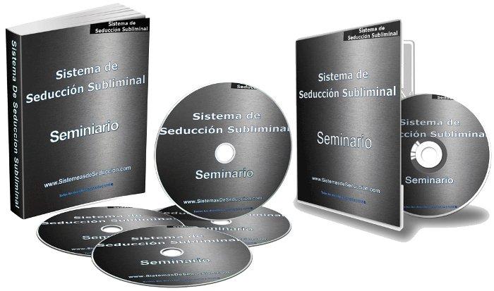 Sistema de seducción subliminal para seducir a una mujer