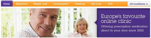El proceso consta de tres etapas en la clínica HealthExpress: consulta, tratamiento y, posteriormente, entrega
