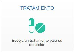 Seleccionar el tratamiento y la cantidad de medicamentos