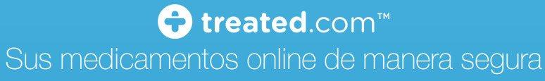 Treated.com es una farmacia online cuyo eslogan es: sus medicamentos online con toda seguridad