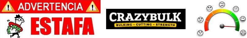 Opiniónes sobre Crazybulk: sepa si es una estafa o es fiable gracias al testimonio y la experiencia de los consumidores