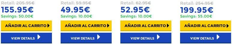 Reciba promociones y beneficios para comprar en el sitio web oficial crazybulk.es España