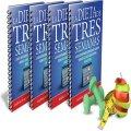 Manuales PDF incluye el programa la dieta de tres semanas de Brian Flatt