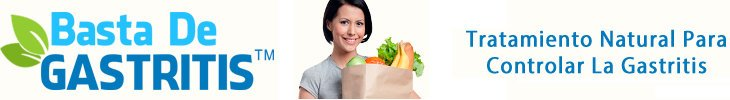 Basta de gastritis es un tratamiento natural para controlar la gastritis
