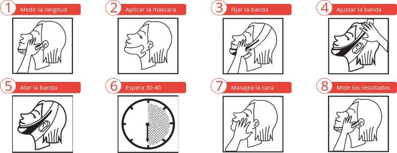 Como usar chinup mask : opiniónes y testimonios
