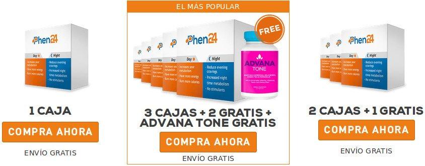 comprar phen24 sitio oficial españa phen24.es