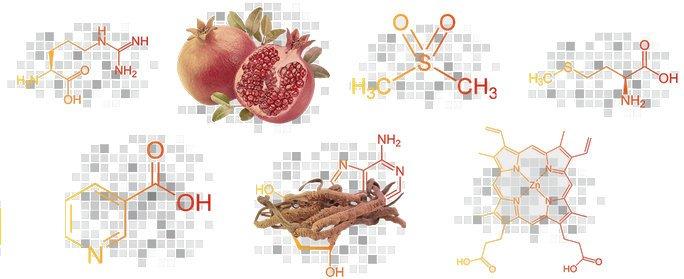 Producto compuesto exclusivamente de ingredientes naturales para evitar efecto secundario