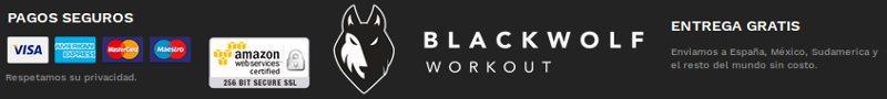 opciones pago seguros para comprar blackwolfworkout.es