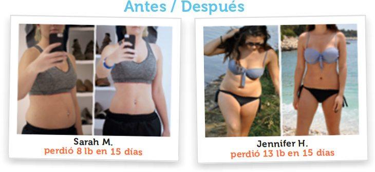 opiniónes di.et con fotos antes y después