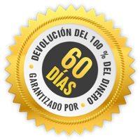 60 días de garantía de devolución de dinero después de comprar el sistema Dominador de lotería