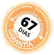 67 días de garantía de devolución de dinero después de la compra de Niacinmax