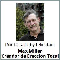 Max Miller es el autor del libro PDF en español Ereccion Total