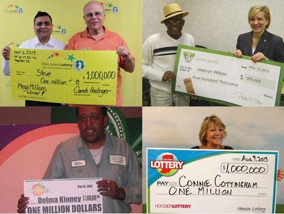 Muchos ganadores de la lotería ganaron siguiendo el método de dominadordeloteria.com de Richard