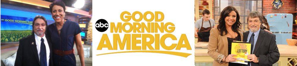 Richard, autor del programa Dominador de lotería ha aparecido en televisión en espectáculos estadounidenses