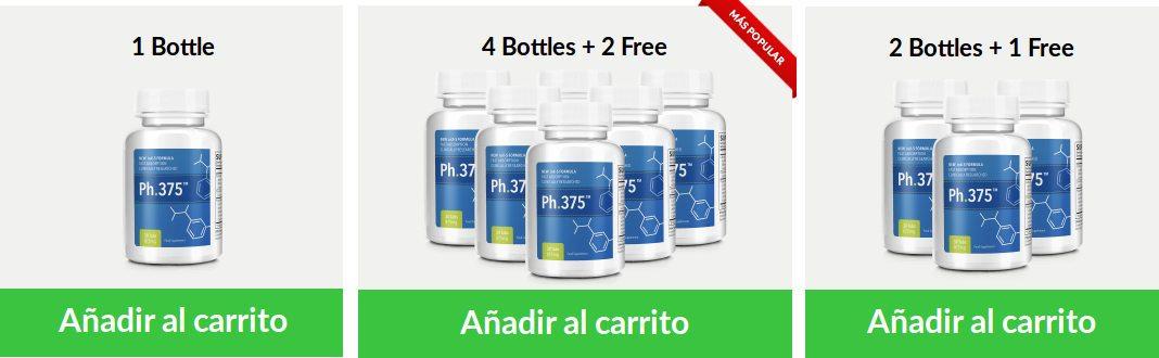 ¿Dónde comprar al mejor precio Ph375? Sitio web oficial en español