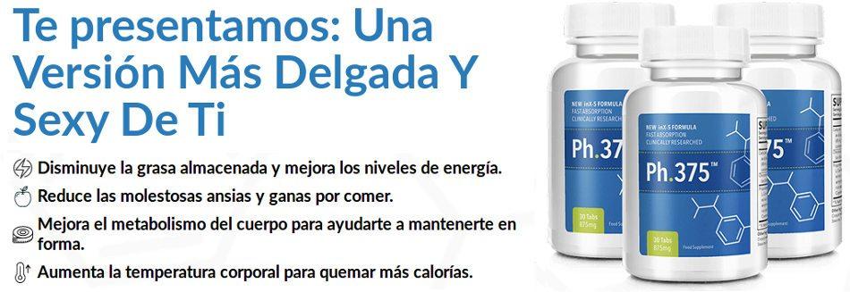 Ph375: pastilla vegana natural, efectiva, segura y legal en España y México