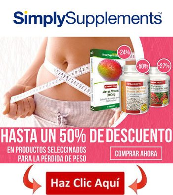 Opiniones Simply Supplements : comprar simplysupplements.es España