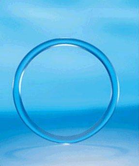 El anillo vaginal Nuvaring es un dispositivo anticonceptivo