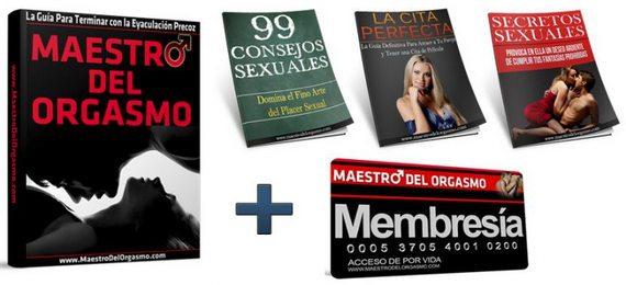 maestro del orgasmo: bonus y programa completo del método de Rafael Cruz