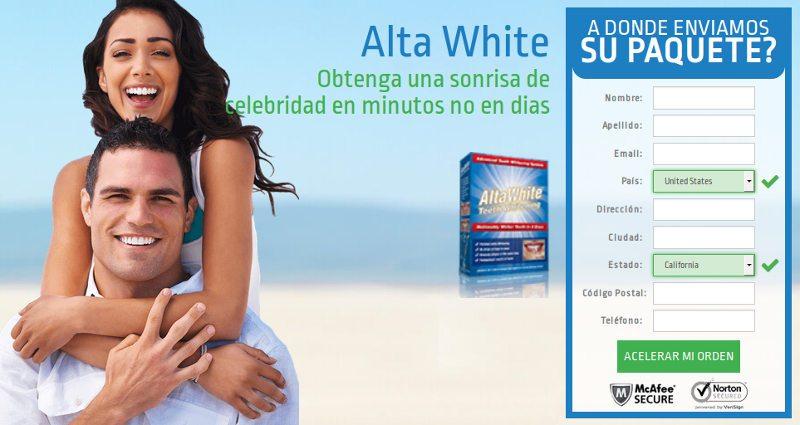 Alta White España: descripción, precios y opiniones