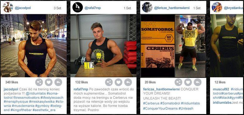 Los clientes comparten sus fotos y resultados en Instagram: opiniones confiables