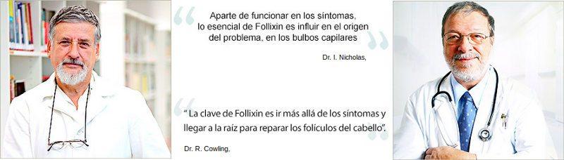 Estudios científicos y opiniones de un médico sobre la eficacia de Follixin