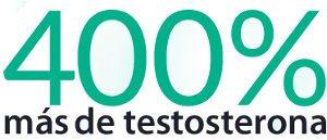 Resultados sobre el aumento del nivel de testosterona en los hombres